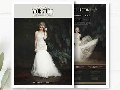 Free Wedding Photography Price List Flyer Templates flyer templates