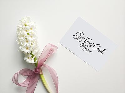 Free Greeting Card Mockup Psd 2018 card. psd template freebie mockup psd mockup free mockup. free mockup greeting card mockup