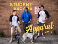 Student Escape Apparel 2018