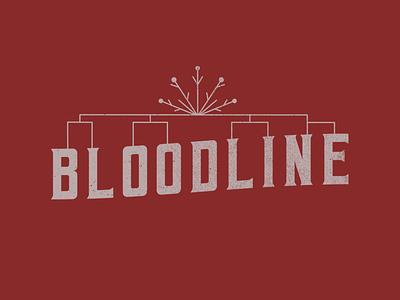 Bloodline red heritage bloodline family tree