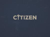 Citizen | Series Graphic