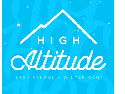 High Altitude Camp high altitude snow mountain ministry student colorado youth camp