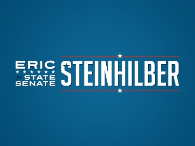 Steinhilber for State Senate logo