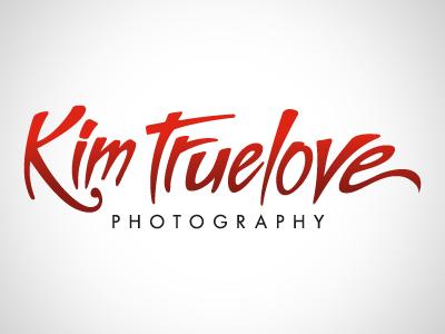 Kim Truelove Photography logo - killed concept