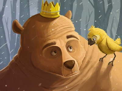 Consulting the Bear King