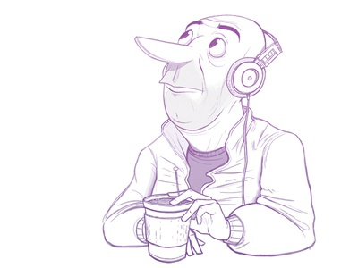 Guy Sketch