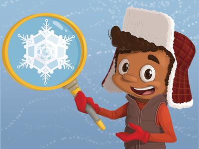 Snowflake Boy