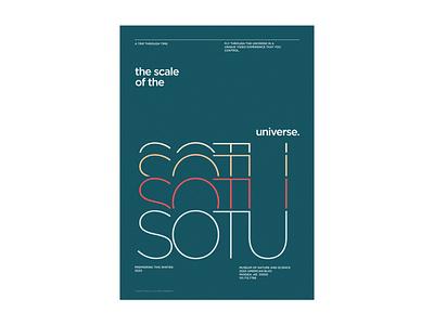 SOTU_02 typeface typography type design poster