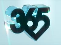 365 Logo 3d V002
