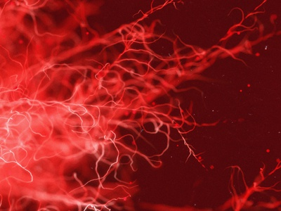 veins_01 biology abstract octane 3d veins red blood