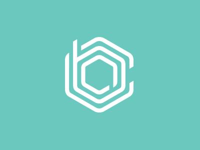 ABC Accelerator letter abc company agency brand lines simple monogram symbol logo icon