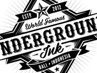 Underground Ink logo