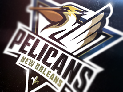 Pelicans logo pelicans sports basketball new orleans