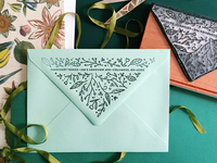 Oversized Return Address Stamp!