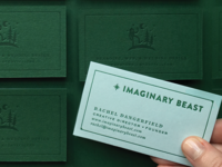 Imaginary Beast Business Cards