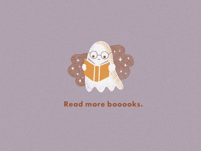Read more booooooks. book store book shop librarian reading read books library ghost halloween spooky