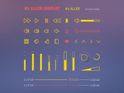 TV App icons