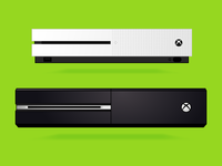 Vector Xbox & Xbox One