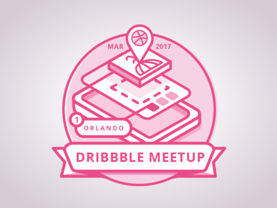 Orlando Dribbble Meetup | March 2017