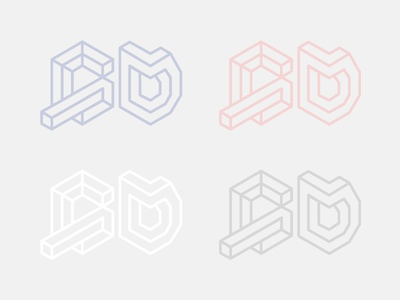Isometric Letterforms