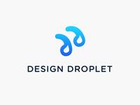 Design Droplet Logo