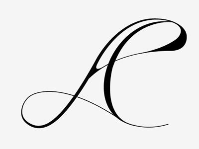 logo letter draft by dave gnojek dribbble