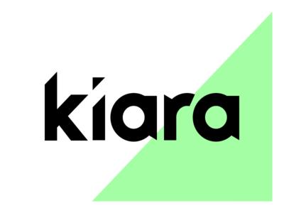 Kiara - logotype