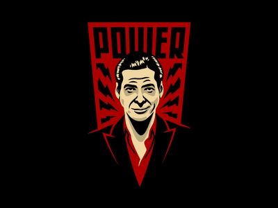 Dario Cueto - Lucha Underground merch shirt dario cueto wrestling power underground lucha thunder illustration vector