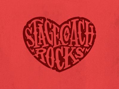 Stagecoach Rocks ⚡️