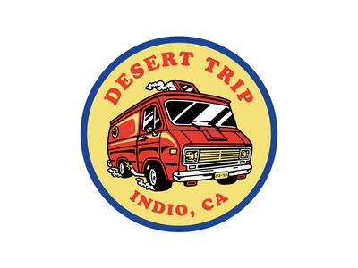 Desert Trip Patch
