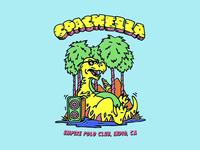 Coachella Dinosaur