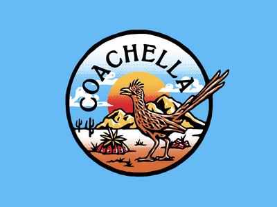 Coachella 2018 Badge
