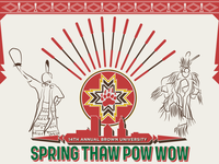 14th Annual Spring Thaw Powwow