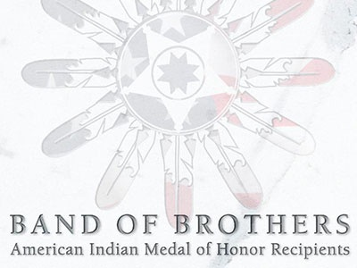 Band Of Brothers: American Indian Model of Honor Recipients usa indian scouts military band of brothers medal of honor native american