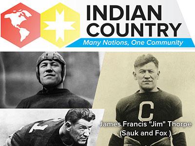 """Celebrating James Francis """"Jim"""" Thorpe indian country the worlds greatest athlete native athlete jim thorpe"""