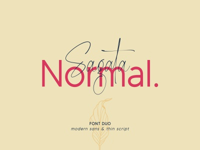 Sagata Normal - Font Duo font duo calligraphy branding design typography typeface fonts