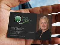 Business card-Shannon