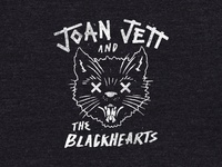 Joan Jett - Cat Shirt