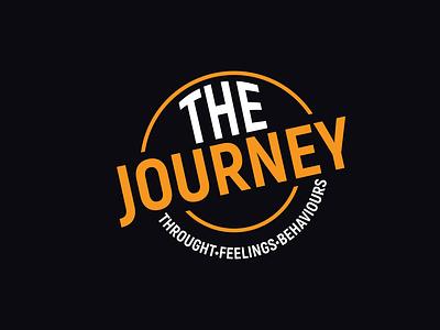 The journey minimal ux icon logo logo design brand design brand identity branding ui logo folio the journey