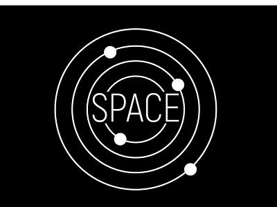 Space ui icon minimal logo logo folio branding brand identity brand design logo design