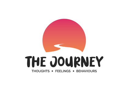 The journey ui minimal logo design logo branding brand identity brand design icon logo folio
