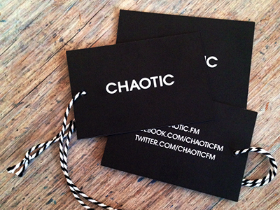 Chaotic Clothing Tags by Chaotic™ (Otto Greenslade) - Dribbble
