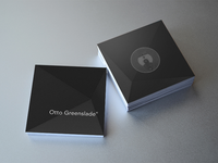 Otto Greenslade Business Card 03