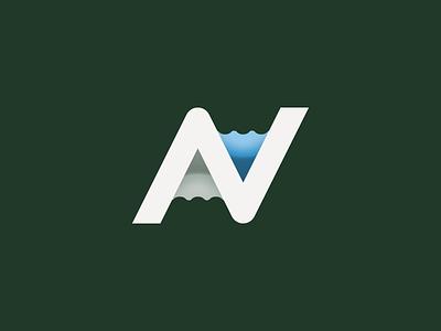 Add Ventures Brand Mark ventures add graphic design graphics wordmark mark lettering logotype typography branding identity logo