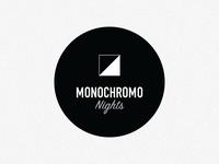 Monochromo Nights Branding