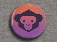 Monkey Fest Developer Badge 02