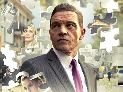 """Official vision for """"I know What You Did"""" short movie composite digital photo manipulation digital manipulation photoshop puzzle movie poster shorts"""