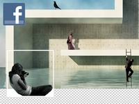Facebook timeline cover design
