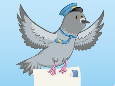 Carrier Pigeon Finished