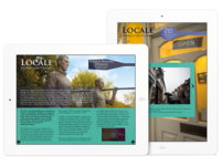 Locale Henley-on-Thames: Interactive Digital Magazine